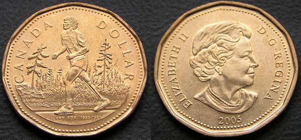 Доллар 2005 терри фокс