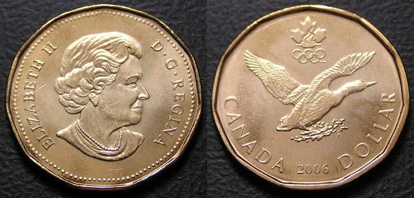 Доллар 2006 утка