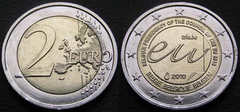Евро 2010 бельгия президентство