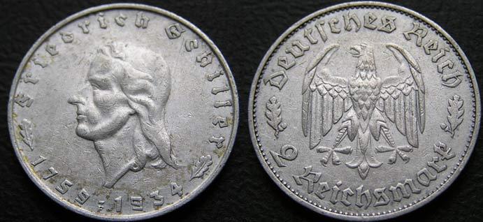 Марки 1934 f
