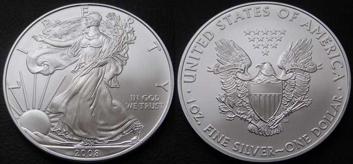 Набор 4 монеты серия линкольна двор p