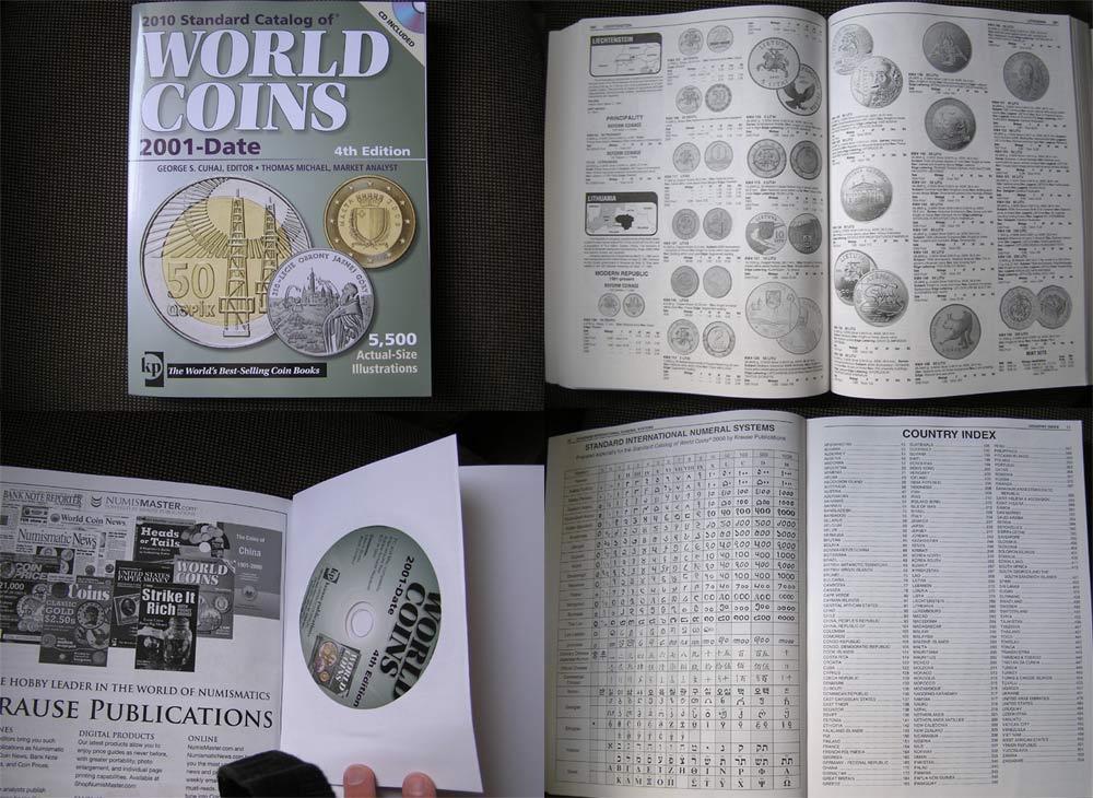 Каталог краузе 21 век монеты мира в